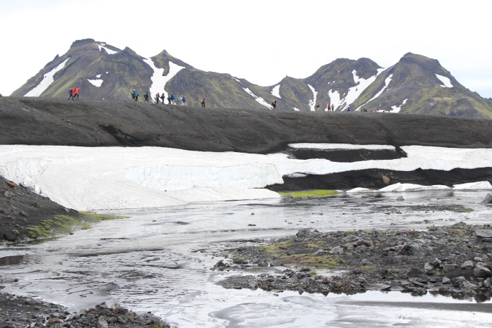 Laugavegur Part Three: Putting the Ice in Iceland
